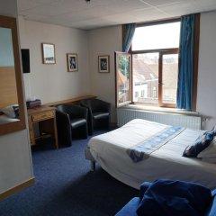 Hotel Asiris 2* Стандартный номер с двуспальной кроватью фото 13