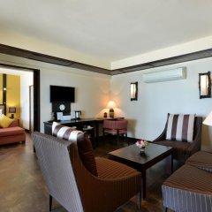 Отель Andaman White Beach Resort 4* Люкс с различными типами кроватей фото 37