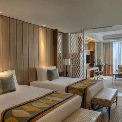 Отель Taj Dubai 5* Номер Luxury с различными типами кроватей