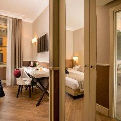 Отель Ludovisi Palace Hotel Италия, Рим - 8 отзывов об отеле, цены и фото номеров - забронировать отель Ludovisi Palace Hotel онлайн комната для гостей фото 5