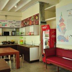 Sabye Club Hostel Бангкок питание