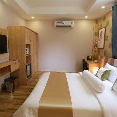 Thuy Sakura Hotel & Serviced Apartment 3* Номер Делюкс с различными типами кроватей фото 4