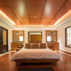 Отель Trisara Villas & Residences Phuket 5* Вилла с различными типами кроватей фото 10