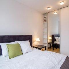 Отель Dluga Apartament Old Town Улучшенные апартаменты с различными типами кроватей фото 11