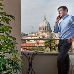 Отель Roma Dreaming Италия, Рим - отзывы, цены и фото номеров - забронировать отель Roma Dreaming онлайн балкон