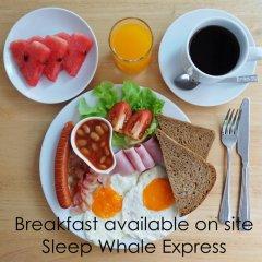 Отель Sleep Whale Express Таиланд, Краби - отзывы, цены и фото номеров - забронировать отель Sleep Whale Express онлайн питание фото 2