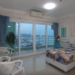 Отель Blue Ocean Suite Студия фото 12