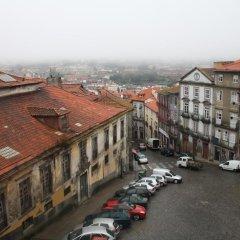 Отель Be In Oporto парковка