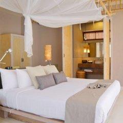 Отель Twin Lotus Koh Lanta 4* Вилла с различными типами кроватей фото 16