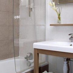Отель Appart'City Lyon - Part-Dieu Villette Франция, Лион - 2 отзыва об отеле, цены и фото номеров - забронировать отель Appart'City Lyon - Part-Dieu Villette онлайн ванная