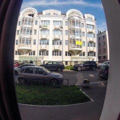 Kazan Hostel парковка