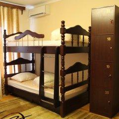 Хостел Центральный Кровать в общем номере с двухъярусной кроватью фото 2