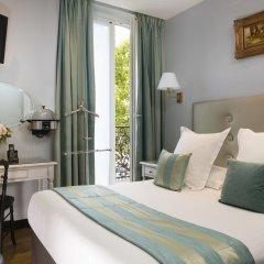 Hotel Plaza Elysées 4* Улучшенный номер с различными типами кроватей фото 4