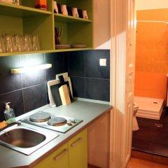 Hostel Budapest Center Кровать в общем номере с двухъярусной кроватью фото 3