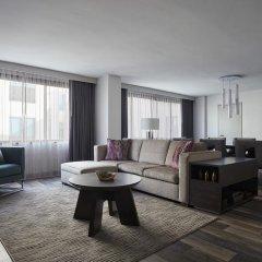 Отель Washington Marriott Georgetown 3* Люкс с различными типами кроватей фото 3
