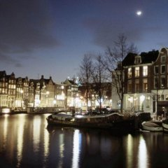 Отель Amsterdam Canal Guest Apartment Нидерланды, Амстердам - отзывы, цены и фото номеров - забронировать отель Amsterdam Canal Guest Apartment онлайн приотельная территория