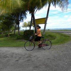 Отель Pacific Treelodge Resort Федеративные Штаты Микронезии, Косраэ - отзывы, цены и фото номеров - забронировать отель Pacific Treelodge Resort онлайн спортивное сооружение