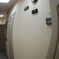 Hostel Avrora Кровать в общем номере с двухъярусной кроватью фото 29