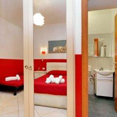 Отель Dandi Domus 2* Стандартный номер с различными типами кроватей фото 7
