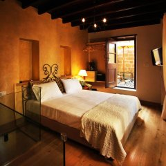 Отель Rodos Niohori Elite Suites 4* Полулюкс с различными типами кроватей фото 12
