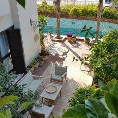 Отель Villa MosÈ Агридженто бассейн фото 3