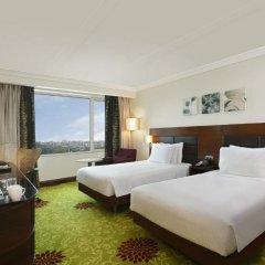 Отель Hilton Garden Inn New Delhi/Saket 4* Стандартный номер с различными типами кроватей фото 3