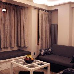 T-Loft Residence Улучшенные апартаменты с двуспальной кроватью фото 12