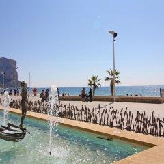 Отель Eurosol Costa Calpe пляж фото 2