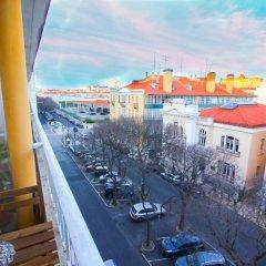 Отель Residencial Lord Лиссабон балкон