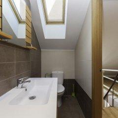 Отель Apartamentos Atocha Испания, Мадрид - отзывы, цены и фото номеров - забронировать отель Apartamentos Atocha онлайн ванная фото 2