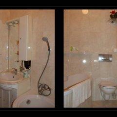 Отель Pension Napoleon Чехия, Карловы Вары - отзывы, цены и фото номеров - забронировать отель Pension Napoleon онлайн ванная фото 2