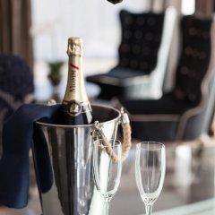 Отель Best Western Hotell Savoy 4* Люкс с различными типами кроватей фото 11