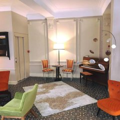 Отель Hôtel du Simplon Франция, Лион - отзывы, цены и фото номеров - забронировать отель Hôtel du Simplon онлайн интерьер отеля