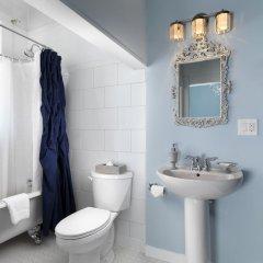 Отель The Gatsby Mansion Канада, Виктория - отзывы, цены и фото номеров - забронировать отель The Gatsby Mansion онлайн ванная
