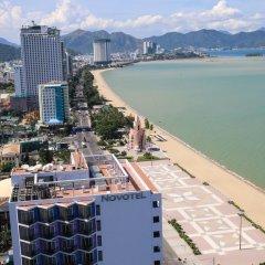 Апарт-отель Gold Ocean Nha Trang бассейн