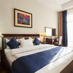 Отель Амбассадор 4* Представительский люкс с различными типами кроватей фото 9