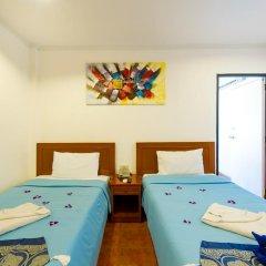 Inn Patong Hotel Phuket 3* Семейный номер Делюкс с двуспальной кроватью фото 17