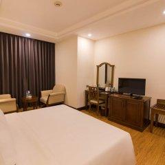 Saigon Halong Hotel 4* Улучшенный номер с различными типами кроватей фото 3