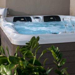 Отель Happy Cretan Suites Люкс с различными типами кроватей фото 3