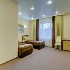 Мини-Отель Комфорт Класс Улучшенный номер с 2 отдельными кроватями фото 5