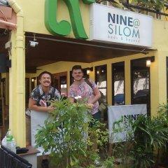 Отель Nine@silom Бангкок гостиничный бар