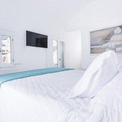 Отель Aqua Luxury Suites Стандартный номер с различными типами кроватей фото 10