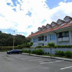 Отель Dúplex Playa La Arena Испания, Арнуэро - отзывы, цены и фото номеров - забронировать отель Dúplex Playa La Arena онлайн парковка