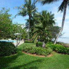 Отель Baan Sangpathum Villa пляж