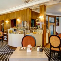 Отель Eden Hotel Швейцария, Женева - отзывы, цены и фото номеров - забронировать отель Eden Hotel онлайн питание фото 3