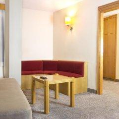 Hotel Ilkay 3* Стандартный семейный номер с различными типами кроватей фото 5