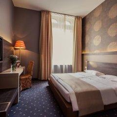 Hotel Museum Budapest 4* Стандартный номер с различными типами кроватей