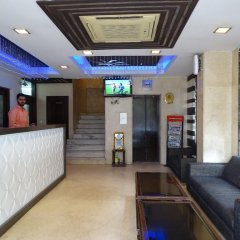 Отель B Continental Индия, Нью-Дели - отзывы, цены и фото номеров - забронировать отель B Continental онлайн интерьер отеля фото 2