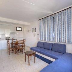 Отель 3HB Golden Beach Студия с различными типами кроватей фото 2