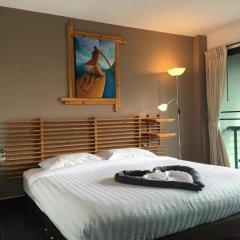 Отель Baan Andaman Sea Surf комната для гостей фото 5
